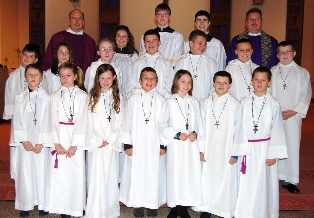 St. Boniface Altar Servers