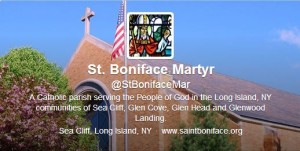 St. Boniface on Twitter @StBonifaceMar