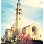 Basilica of the National Shrine of the Immaculate Conception                    - photo by Robert Lynch