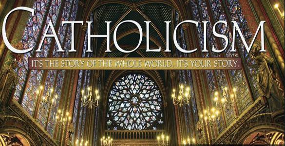 Catholicism Banner