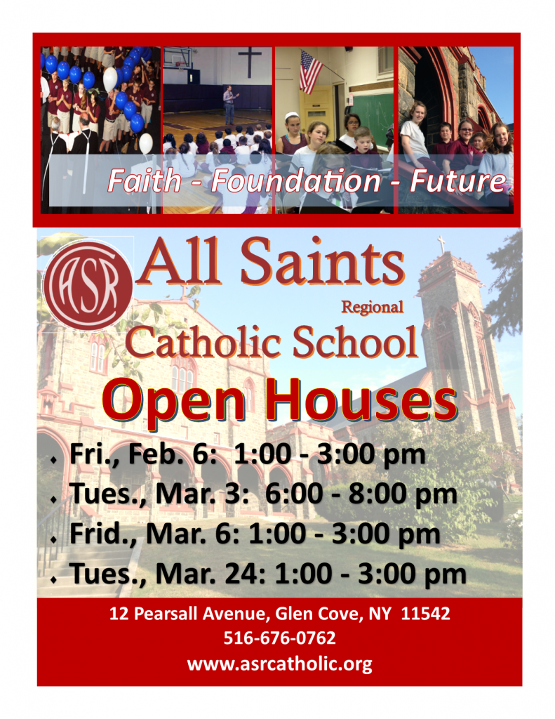 ASR Open House 25Jan2015 Poster 4 Feb-March