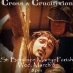 The Journey, Cross & Crucifixion, March 8