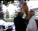 Bishop Kellenberg at 75th Anniversary Mass, 1973