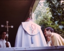 Bishop Kellenberg at St. Boniface, June, 1973
