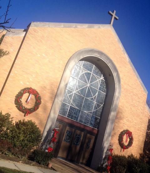 christmas-church