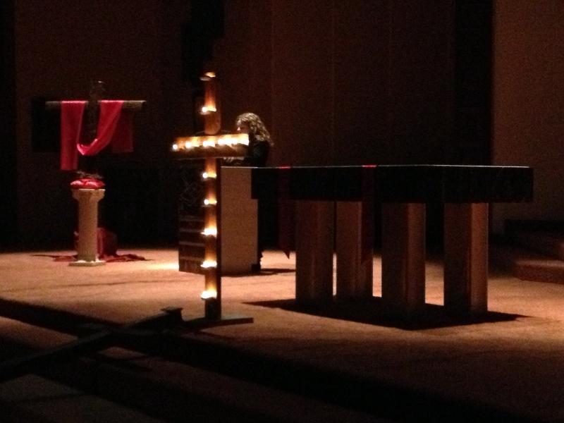candle-cross