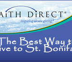 eGiving through Faith Direct
